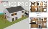 Poptávka: Projektant RD, prováděcí dokumentace, pasiv, NZÚ, stavební dozor.