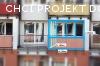 Poptávka: Projektová dokumentace - zasklení lodžie